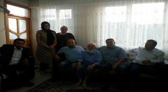 Kalkandere Ak Parti Talip EYÜPOĞLU Ziyareti