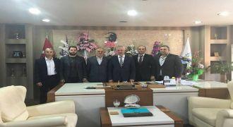Kalkandere Belediye Başkanına Ziyaret