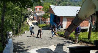 Kalkandere Belediye Çalışmaları