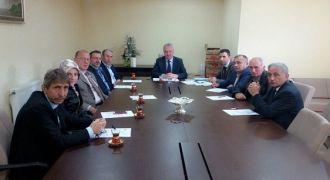 Kalkandere Belediye Meclisi Toplandı