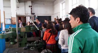 Kalkandere Çayırlı Okulu Gezi Etkinliği