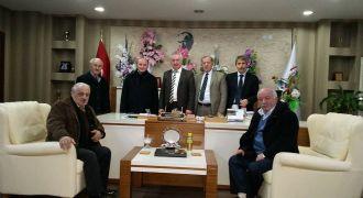 Kalkandere Chp Belediye Başkanına Ziyaret