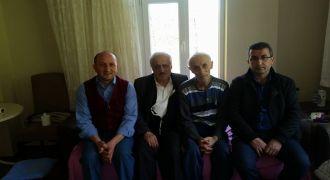 Kalkandere CHP Teşkılatı Hasta Ziyareti