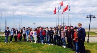 Kalkandere ÇPL Öğrencileri Üniversite Gezisi Etkinliği