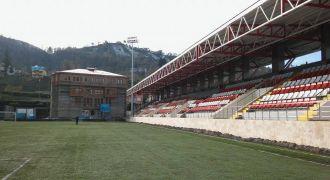 Kalkandere Futbol Sahası Son Durum