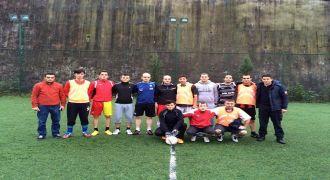 Kalkandere Futbol Turnuvası Çeyrek Final