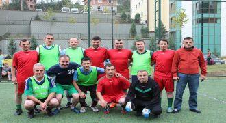 Kalkandere Futbol Turnuvası Devam Ediyor