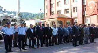 Kalkandere Gazileri Anma Günü Kutlandı