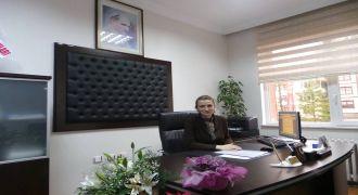 Kalkandere İlçemize Nüfus Müdürü Atandı