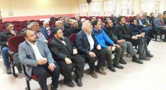 Kalkandere Kaymakamı Halkla Buluşma Toplantı