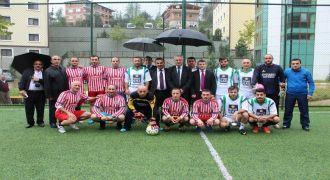 Kalkandere Kurumlar Arası Futbol Etkinliği