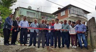 Kalkandere Mahremit Yolu Açılış Töreni