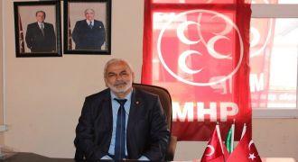 Kalkandere MHP İlçe Başkanı Bayram Mesaji