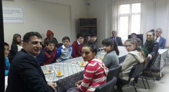 Kalkandere Ortaokul Öğrencileri Ziyareti