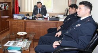 Kalkandere Polis Günü Ziyaretleri