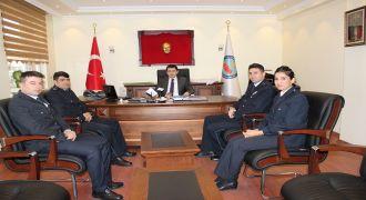 Kalkandere Polis Haftası Ziyaretleri