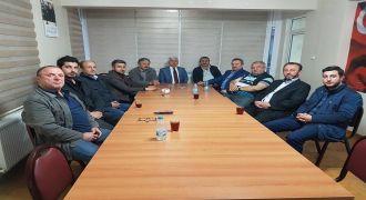Kalkandere USÇ Köyleri Derneği Toplantısı