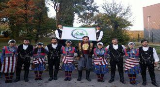 Kalkandere Vakfı Gençlik Kolları Hirvatistan da
