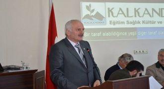 Kalkandere Vakfı Yeni Başkanı Nurettin Sılanoğlu