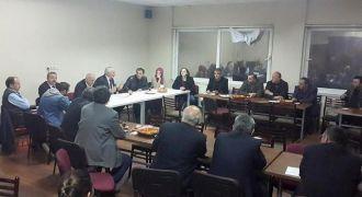 Kalkandere Vakfı Yeni Yönetimi Toplandı