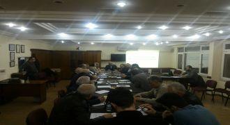 Kalkandere vakfı yönetim kurulu toplantısı