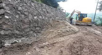 Kalkandere Yokuşlu Köyü Yol Çalışmaları