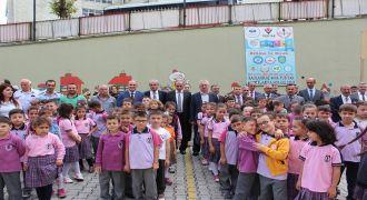 Kalkandere'de İlköğretim Haftası Kutlandı