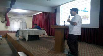 Kalkandere'de Konferans Verildi