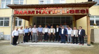 Kalkandere'de Müdürler Toplantısı