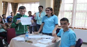 Kalkandere'de Okullar Arası Bilgi Yarışması