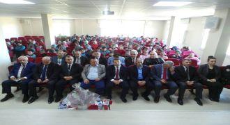 Kalkandere'de Okullar Arası İstiklal Marşı