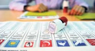 Kalkandere'de Seçim sonuçları