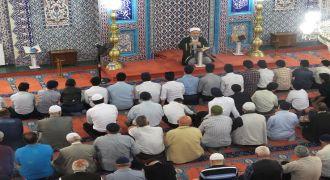 Kalkandere'de Şehitler İçin Kur'an  okundu