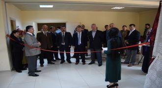 Kalkandere'de Yıl Sonu Sergisi Açıldı