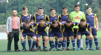 Kalkanderespor U17- Pazar Gençaslanlar 4-0