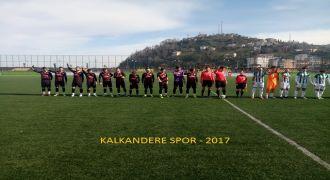Kalkanderespor-Çayelispor- 1-3