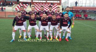 Kalkanderespor Deplasmanda Mağlup 1-0