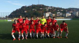 U19 Kalkanderespor-Derepazarıspor-3-1
