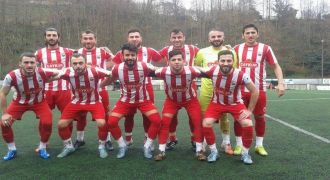 Kalkanderespor Play Off'da