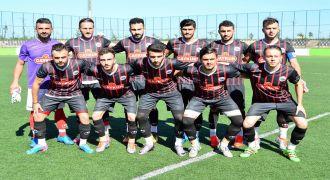 Kalkanderespor-Sarıkamış Belediyespor-1-3