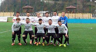 Kalkanderespor-Tunca Belediye Maçı Yarıda Kaldı