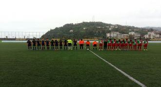 Kalkanderespor U 17 -Çaykurspor U 17- 0-2