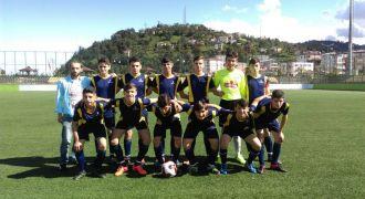 Kalkanderespor U17 Galip 4-0