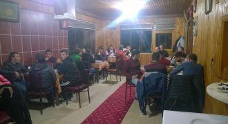 Kalkanderespor'a Maç Öncesi Moral Yemeği