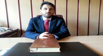 Kalkandere'ye  İlçe Müftüsü Atandı