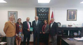 Kansızoğlundan Mamak Belediye Başkan Ziyaret