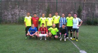 Kurumlar Arası Futbol Turnuvası