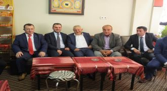 Milletvekili Adayı Erkan Kandemir Kalkandere'de