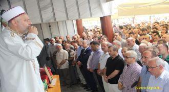 Mustafa Hoca  Son Yolculuğuna Uğurlandı
