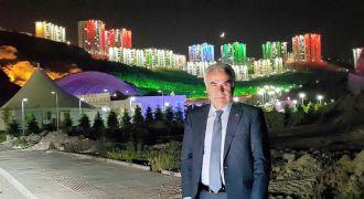 Nevzat Ceylan Ankara' da Rize'lilerle Buluşuyor